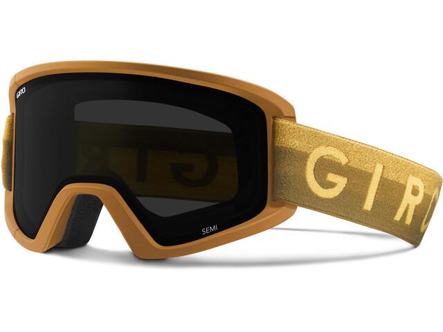 Giro Semi Goggles Bronze Horizon w Ultra Black/Yellow